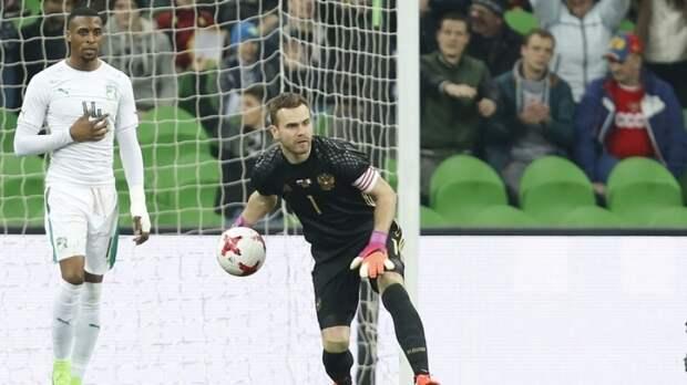 Звезда ЧМ-2018 Игорь Акинфеев может завершить карьеру в 2022 году