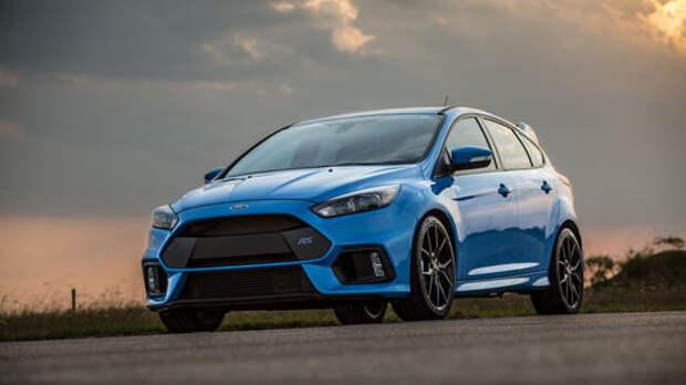 Американский триллер: Hennessey превращает Ford Focus RS в демона