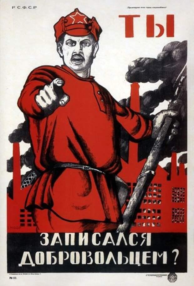 Будёновка - символ Красной Армии