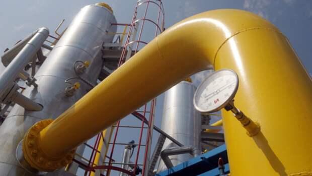 Втрое сократил «Газпром» транзит газа через Украину вянваре 2020