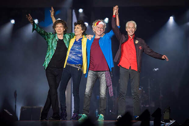 The Rolling Stones спели гимн коронавирусу: обзор западных музновинок недели