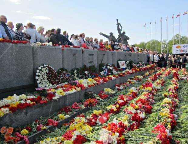 Рижане отвоевали у националистической власти право праздновать День Победы