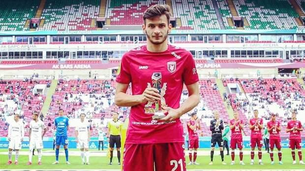 Кварацхелия вызван в сборную Грузии на матчи квалификации ЧМ-2022