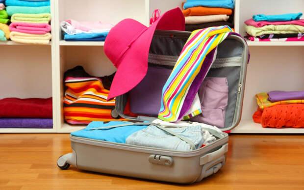 20 ценных советов, как быстро собрать чемодан в путешествие