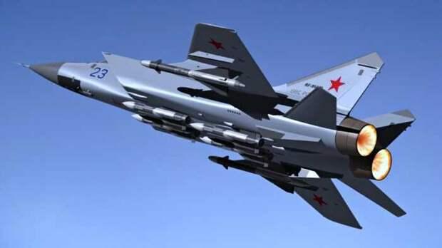 Sina: Россия уже разрабатывает самолет на смену самому быстрому в мире МиГ- 31