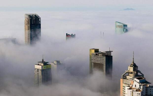 Китаю мало ковида: в 2025 году они начинают регулировать климат
