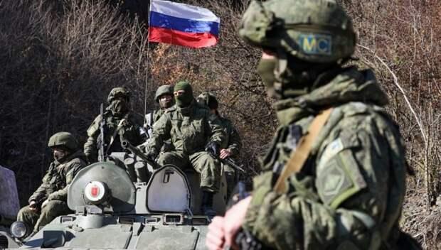 В Азербайджане возмутились намерением миротворцев РФ провести парад в Степанакерте
