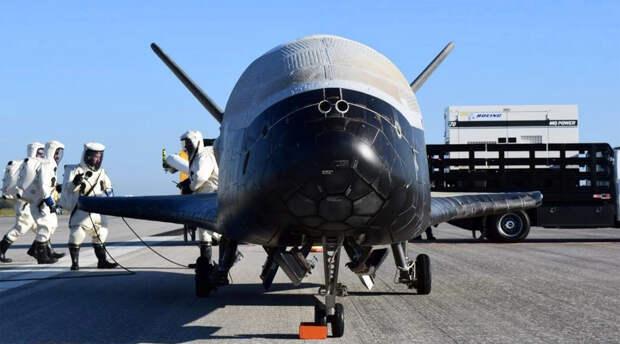 11.05.21==В Пентагоне обвинили РФ в способности препятствовать работе космических объектов США