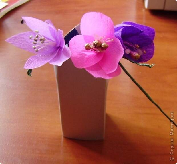 Мастер-класс Делаем тычинки для маленьких цветочков Материал бросовый фото 1
