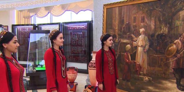 Форум о великом правителе Средневековья – султане Санджаре провели в Туркменистане