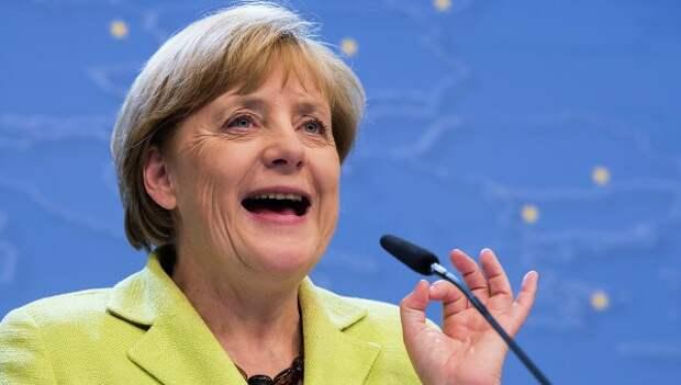 Меркель: ЕС не собирается прекращать энергосотрудничество с Россией