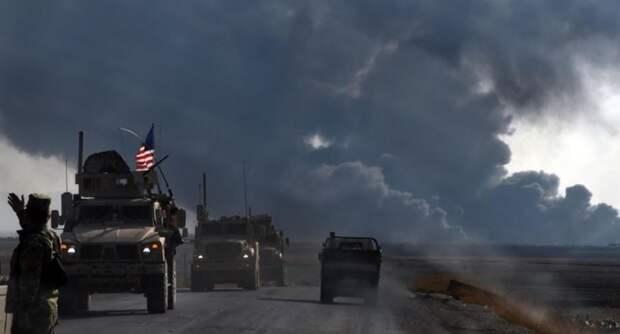 Один БТР России развернул колонну США: Военкоры опубликовали фото