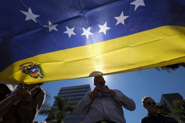Почти все венесуэльцы хотят ухода Мадуро