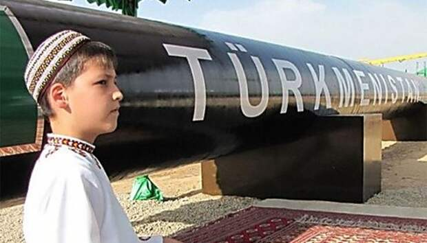 Turkmenistan_gazoprovod