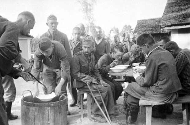 Парад унылых немцев. Как это было  война 41-45, парад, пленные, ссср