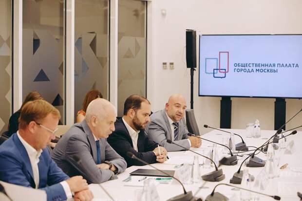Баженов: необходимо усовершенствовать законодательство в сфере кибербезопасности. Автор фото:Пресс-служба Общественной платы Москвы