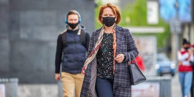 Депздрав опроверг сообщения об изоляции жителей с иммунитетом к COVID-19. Фото: mos.ru