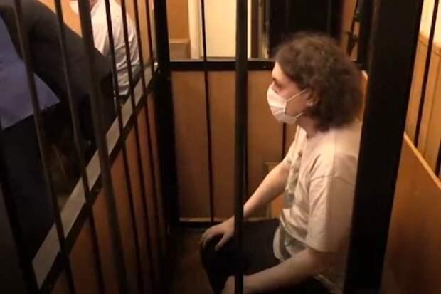 Блогера Юрия Хованского арестовали на два месяца за песню о «Норд-Осте»