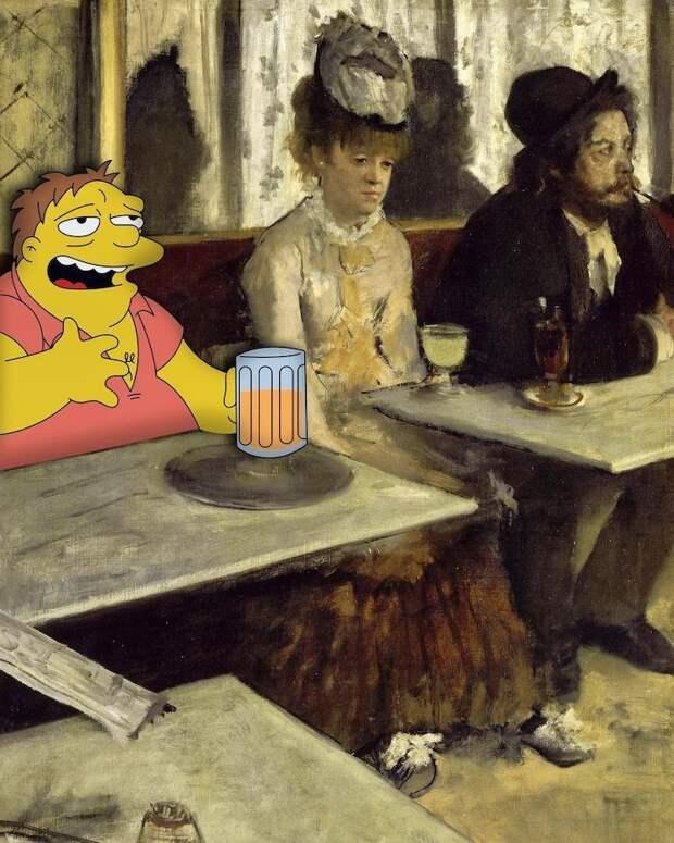 Симпсоны изобразительного искусства (6).jpeg