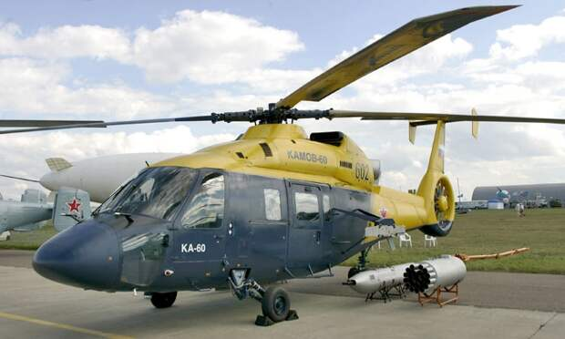 Ка-60 «Касатка» идет в войска  новое вооружение, российская армия