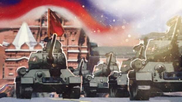 ФАН подготовил обзор советской бронетехники, разгромившей войска Третьего рейха