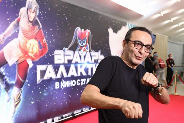 Режиссёру «Вратаря Галактики» Файзиеву заблокировали банковские счета