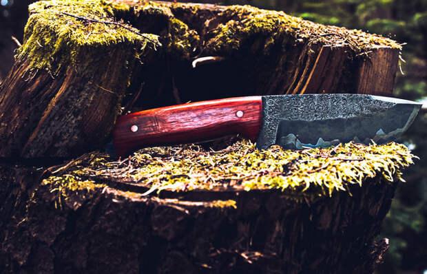 Понты долой: каким должен быть «правильный» охотничий нож и сколько он стоит