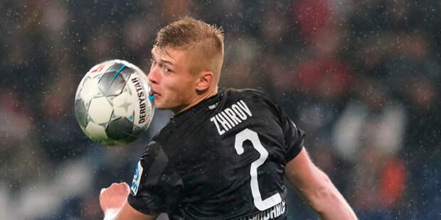 Черчесов вызвал на сбор защитника немецкого «Зандхаузена», который может стать находкой для «Зенита»: «Жиров - крепкий футболист, надо понять, насколько он созрел»