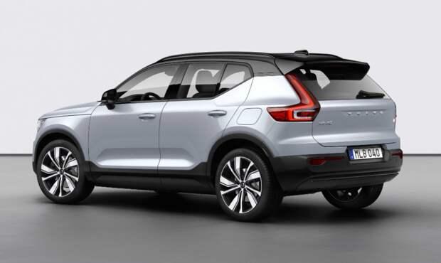 Volvo перейдет на выпуск электромобилей к 2030 году