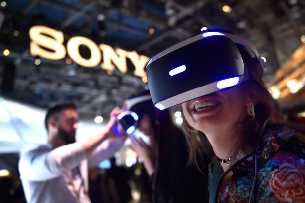 Стали известны характеристики нового шлема виртуальной реальности для PlayStation