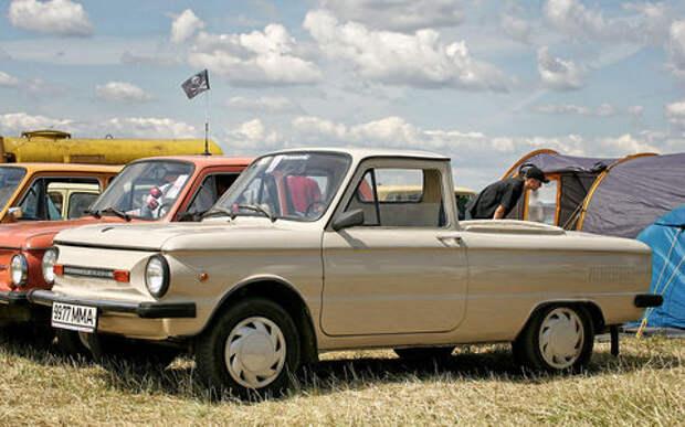 Самые необычные советские автомобили. Часть 2