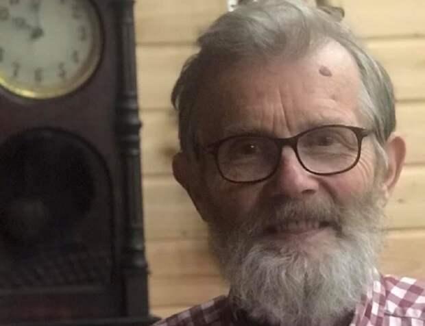 80-летний правнук Тютчева умер в Москве, столкнувшись с самокатом