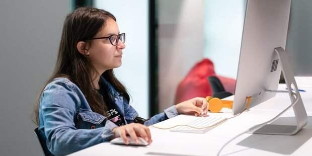 BCG: Москва – один из мировых лидеров по оснащенности школ цифровой инфраструктурой. Фото: М. Мишин mos.ru