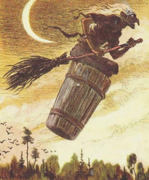 Ни в одной мифологии мира не найти образа подобного русской Бабе-Яге или древнее ее?