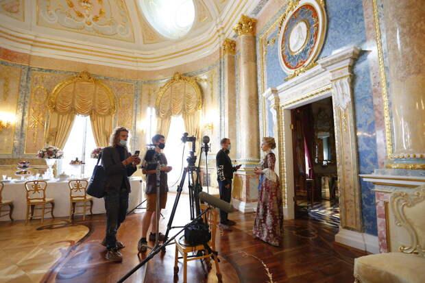 Екатерина II станет героиней VR-фильма