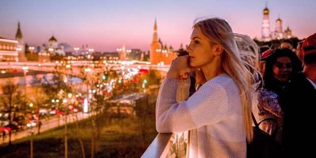 Сергунина: Москва представлена сразу в пяти номинациях европейского этапа World Travel Awards. Фото: Е. Самарин mos.ru