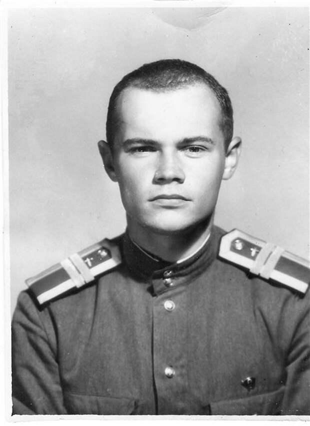Забытый подвиг курсанта Павла Шклярука