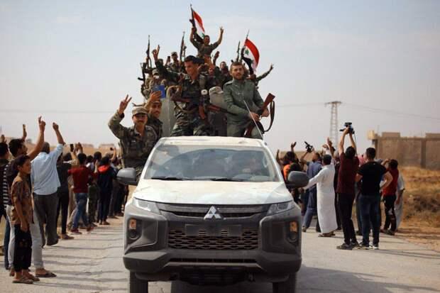 Сирийские курды перед стратегическим выбором