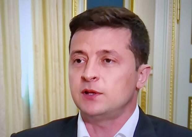 Зеленский отменил визит в Белоруссию