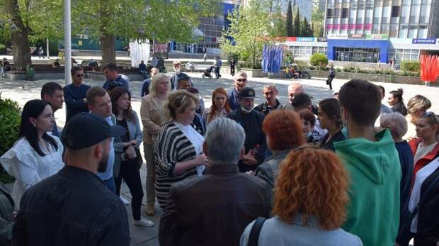 В Ялте – ажиотаж на конкурсе размещения нестационарных торговых объектов (НТО)