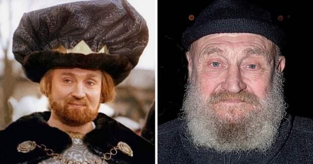 """Спустя 45 лет: как выглядят сейчас актеры всеми любимой сказки """"Три орешка для Золушки"""""""