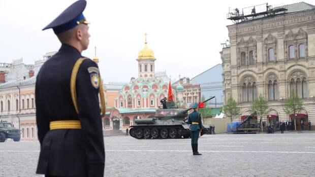 Глава Кайтагского района поделился впечатлениями от репетиции парада Победы в Москве