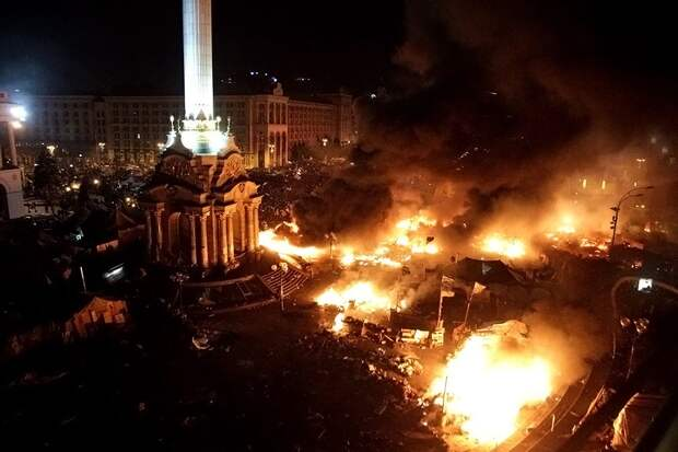 События февраля 2014 года признаны государственным переворотом