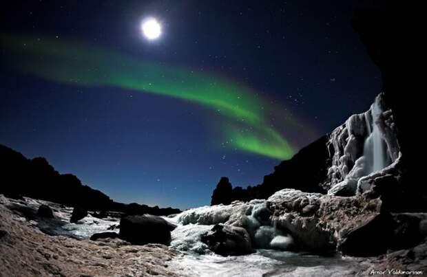 waterfalls21 Красоты водопадов Исландии в фотографиях