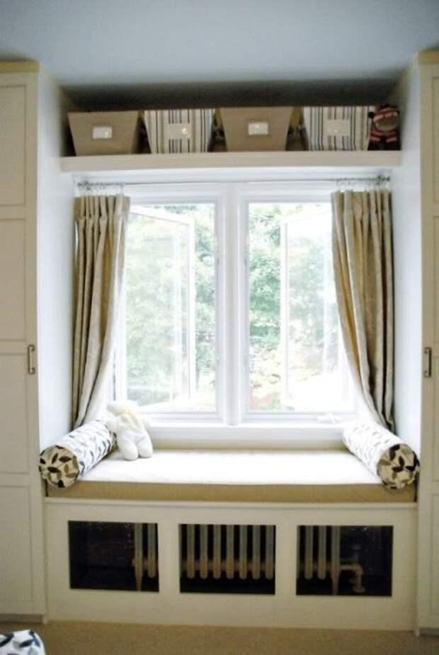 6. Функциональное использование места над окном