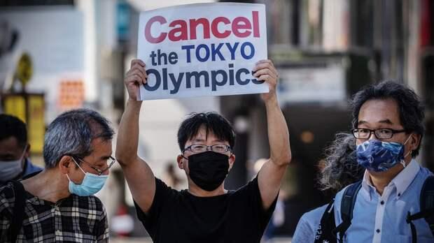 Официальный партнер ОИ-2020 газета Asahi Shimbun просит отменить Олимпиаду в Токио