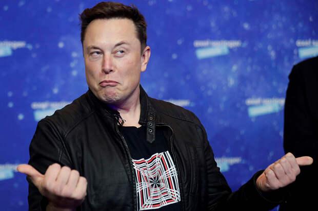 Илон Маск за сутки стал богаче на $25 млрд