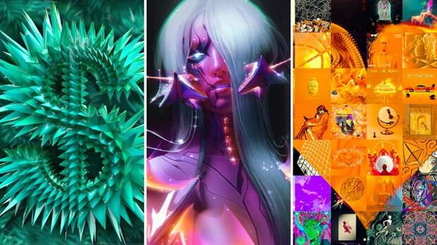 Художники уходят онлайн: 10 главных виртуальных произведений искусства