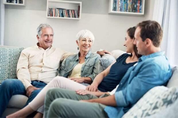 Родственники напрашиваются в гости. Ссориться не хочется, но и принимать у себя желания нет