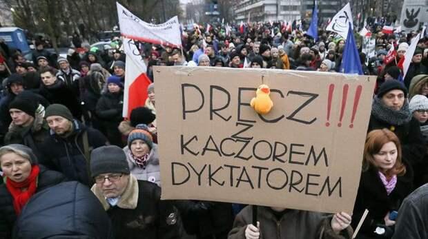 «Польша без Качинского»